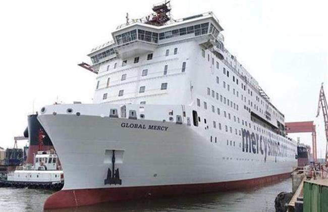 ما لا تعرفعه عن سفن «الرحمة» .. أكبر مستشفى عائم فى العالم