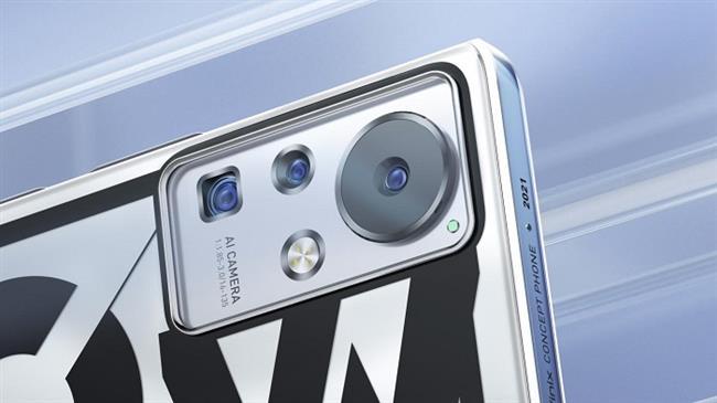 انفينكس تطلق أول هاتف concept smartphone بخاصية الشحن السريع