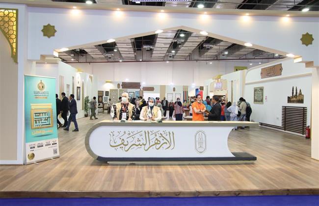 جناح الأزهر بمعرض الكتاب ينتصر لعروبة القدس وهويتها الإسلامية بـ ٦ إصدارات