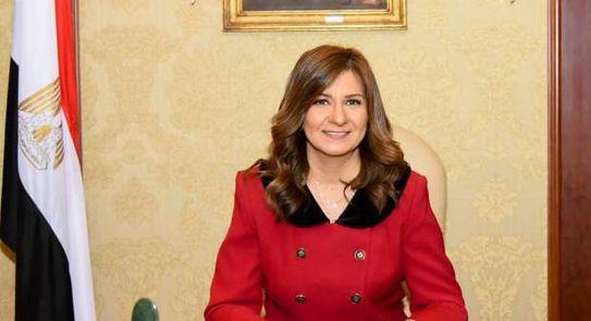 وزيرة الهجرة تشكر الإمارات لاحتوائها موقف المصريين العالقين وإلغاء الغرامات