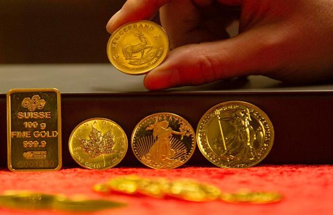 الذهب يرتفع فى تعاملات اليوم الأربعاء