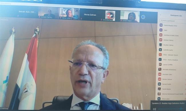 """""""إيتيدا"""" تستعرض الفرص الإستثمارية بقطاع الاتصالات في مصر أمام كبرى الشركات الأمريكية"""