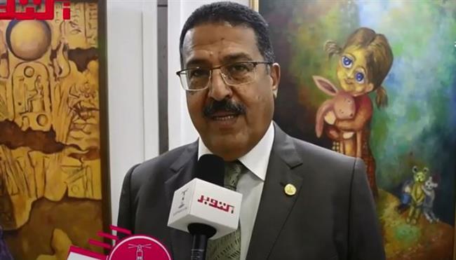 سعيد عبده: «دار المعارف» قدمت مواهب وقدرات فى خدمة الثقافة بالمنطقة العربية