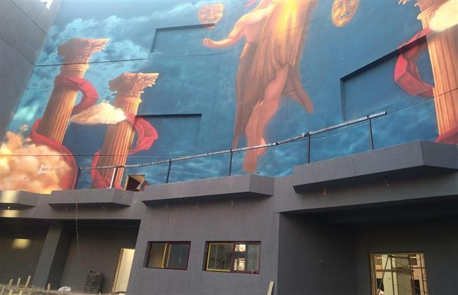 وزيرة الثقافة تطلق اسم نهاد صليحة على المسرح المكشوف بأكاديمية الفنون تخليدا لرموز القوى الناعمة