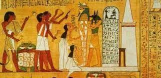 لحظة تاريخية.. الكشف عن أول قطعتين من «كتاب الموتى»