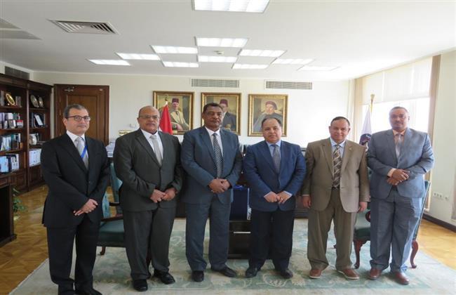 وزير المالية: تعزيز التعاون الاقتصادى مع السودان لتنشيط التجارة البينية