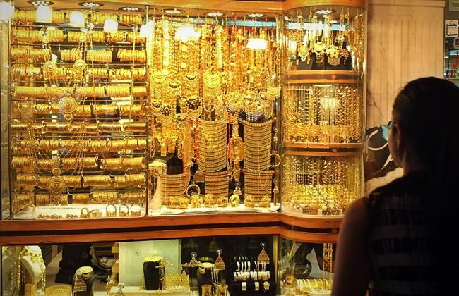 الذهب يهبط 2 جنيه فى عيار 21