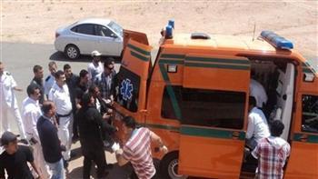 العثور على جثتي سائق أوبر وفتاة فى الهرم