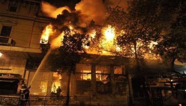 حريق يلتهم منزل وورشة نجارة في طوخ