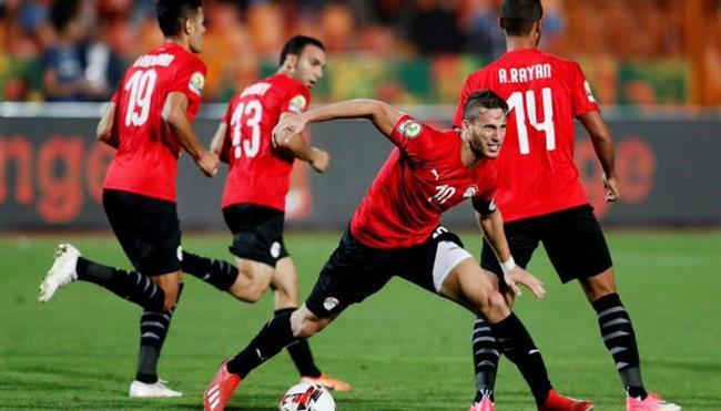 انطلاق مباراة المنتخب الأوليمبى مع إسبانيا