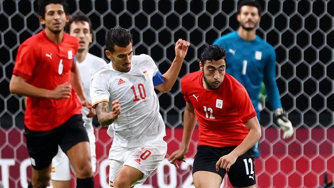 منتخب مصر الأولمبي يخطف نقطة من إسبانيا في طوكيو 2020