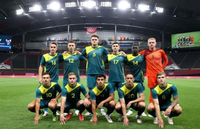 مجموعة مصر.. الأرجنتين 0-1 أستراليا