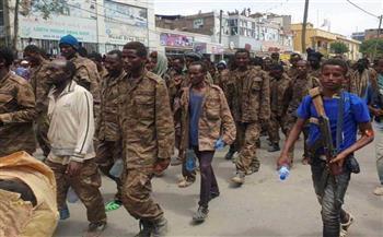 إثيوبيا.. معارك عنيفة تسفر عن 20 قتيلا وتشريد الآلاف في منطقة متاخمة لتيجراي