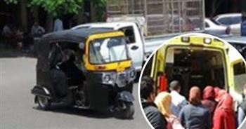 مقتل سائق توكتوك على يد عاطل بالدقهلية
