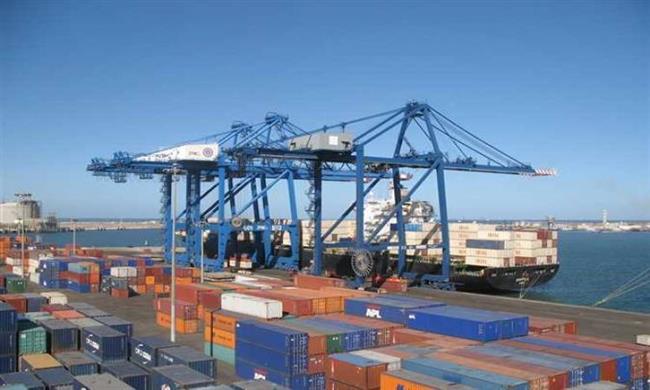 تداول 20 سفينة حاويات وبضائع عامة بميناء دمياط خلال 24 ساعة