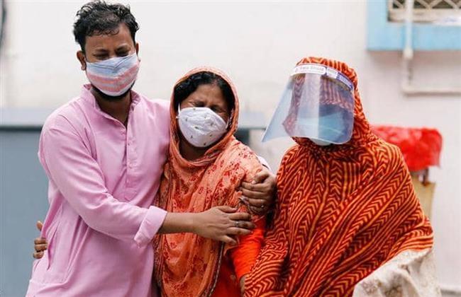 الهند تسجل أكثر من 35 ألف إصابة جديدة بكورونا