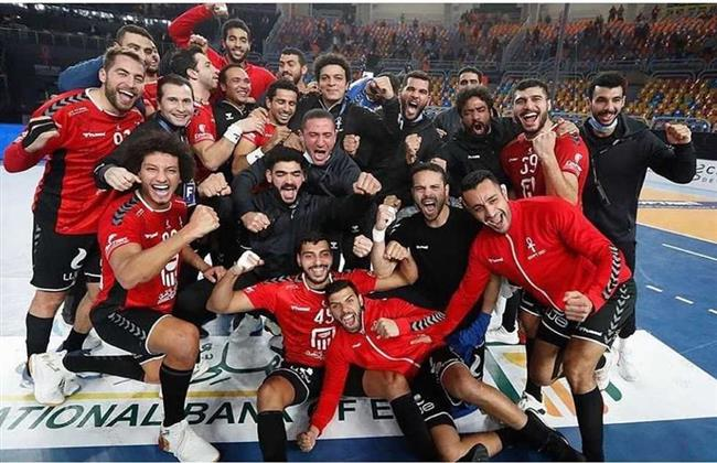 المنتخب المصرى لكرة اليد يسعى لمواصلة التألق فى أولمبياد طوكيو