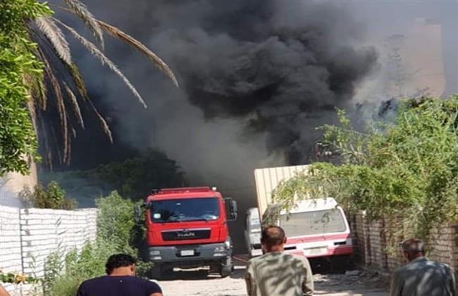 تقرير معاينة النيابة العامة لحريق مدرسة بيانكي خلال ساعات