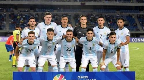 أولمبياد طوكيو 2021.. تشكيل منتخب الأرجنتين المتوقع أمام مصر
