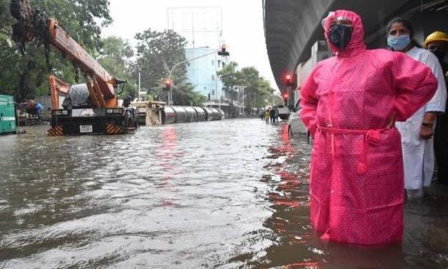 ارتفاع حصيلة ضحايا الأمطار في الهند لـ 115 قتيلا