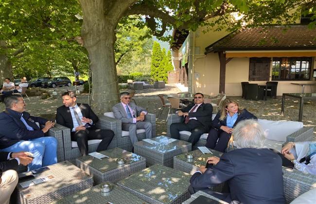 العسومى: اقترابات وأدوات جديدة للتعامل مع الأوروبيين لدعم القضايا العربية