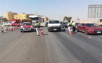 إدارة المرور تعيد الانضباط إلى الشارع برصد العديد من المخالفات
