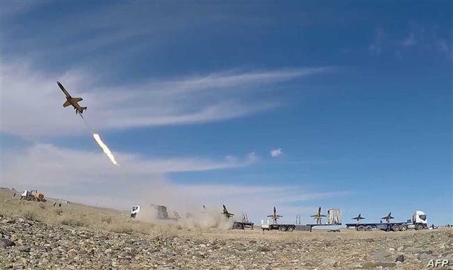 طائرة مسيرة تستهدف قاعدة للتحالف الدولى فى إقليم كردستان
