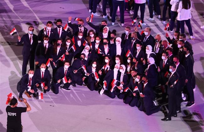 تعرّف على مواجهات مصر فى أولمبياد طوكيو غدًا