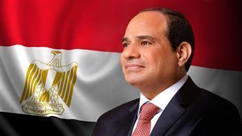 الرئيس السيسى يوفد مندوبا للتعزية فى وفاة حرم الدكتور محمد عوض تاج الدين