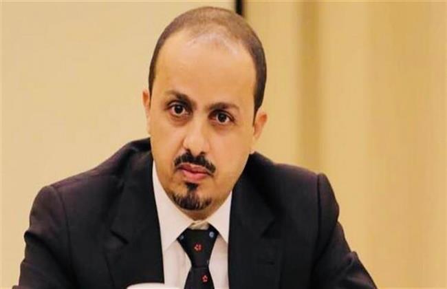 وزير الإعلام اليمني يهنئ الرئيس السيسى بذكرى 23 يوليو