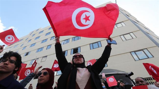 تونس.. تظاهرات ضد الإخوان و«الشعب يريد إسقاط النظام»