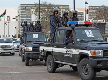 ليبيا تخصص 500 مليون دينار لدعم مديريات الأمن