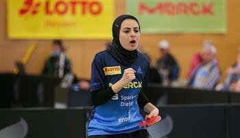 دينا مشرف تتأهل للدور الثالث فى تنس طاولة أولمبياد طوكيو