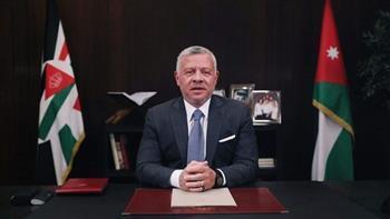 العاهل الأردنى: حل الدولتين هو الحل الوحيد وحددنا خطوطنا الحمراء بوضوح