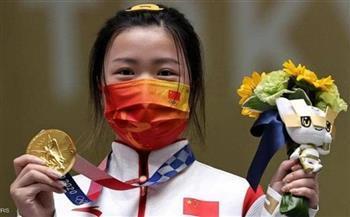 الصين تتصدر ميداليات أولمبياد طوكيو لليوم الثاني