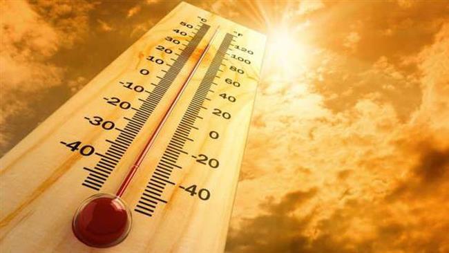 «الأرصاد»:الأربعاء القادم طقس شديدة الحرارة والعظمى فى القاهرة 40