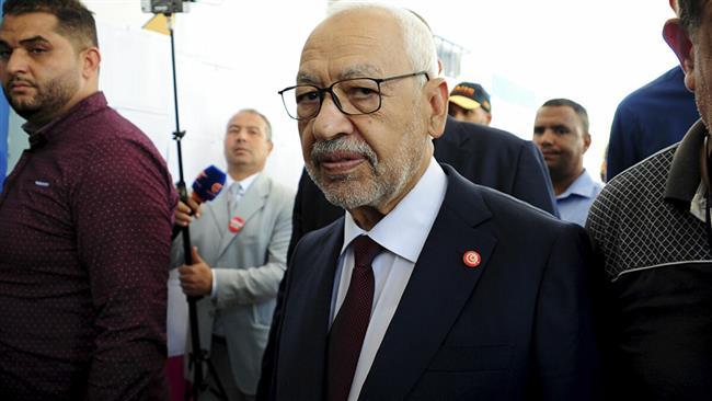 أخبار تونس اليوم.. الغنوشي يعتصم أمام البرلمان