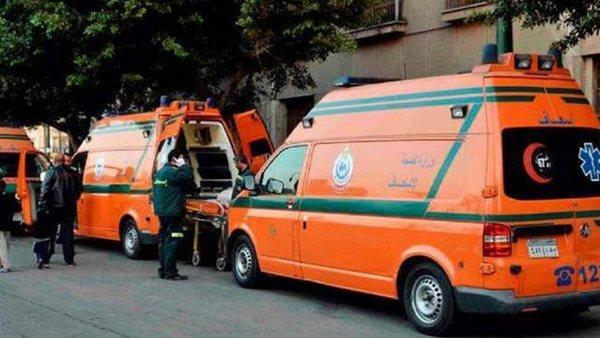 مصرع وإصابة 10 أشخاص فى انقلاب سيارة بطريق العلمين