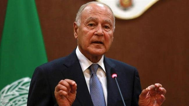 «أبو الغيط» يتلقى اتصالا هاتفيا من وزير خارجية تونس