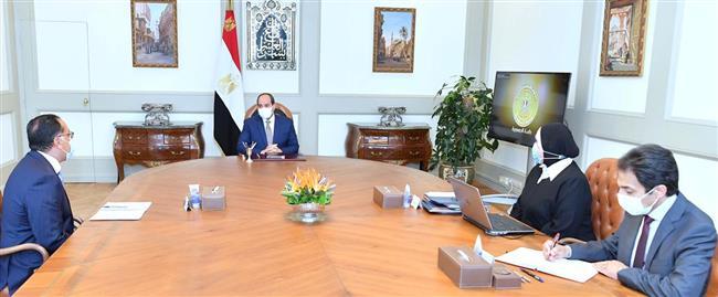 الرئيس يوجه بالتوسع في مخطط إنشاء المجمعات الصناعية