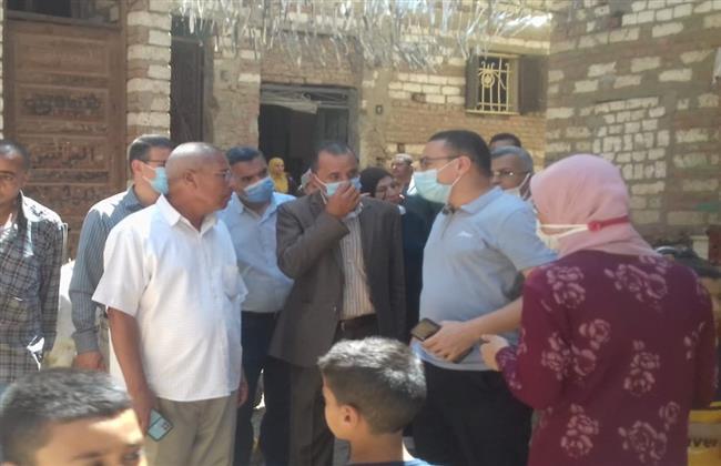 لجنة شئون القرى ببني سويف تواصل مرورها علي المرافق الحيوية