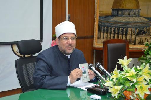 وزير الأوقاف يقرر وقف رئيس الثقافة بإدارة فاقوس ثان