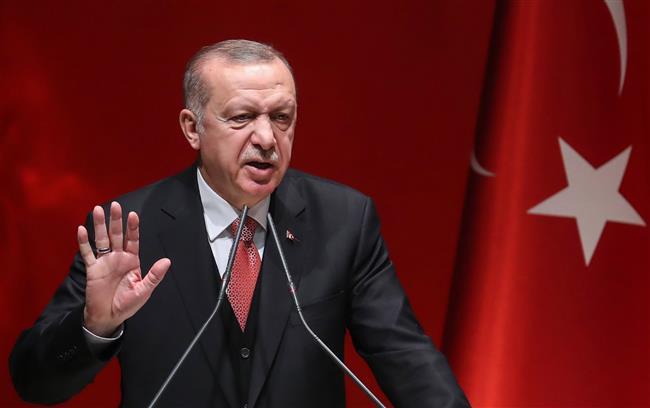 تركيا تستنكر «تعليق الديمقراطية» في تونس