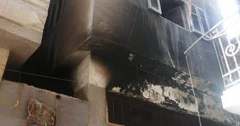 التحريات تكشف ملابسات حريق منزل فى كرداسة
