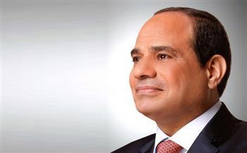 الرئيس السيسي يستقبل وزير الخارجية الأردن