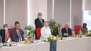 اجتماع الدورة الـ٤١ للمجلس التنفيذى للأكاديمية العربية للعلوم والتكنولوجيا