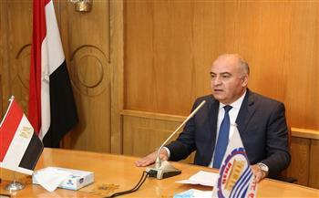 محافظ قنا يتفقد أعمال مجتمع عمراني جديد لتطوير عواصم المحافظات