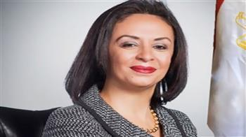 مايا مرسى تهنئ هداية ملاك ببرونزية التايكوندو: فخر للمرأة المصرية والعربية