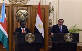 جيمس واني إيجا: نشكر مصر بقيادة السيسي على الدعم المتواصل لجنوب السودان