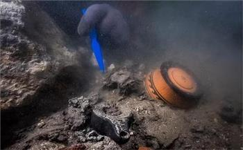 تفاصيل غرق «القادس السريع» المصرية قبل 2200 عام